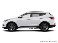 2018 Hyundai Santa Fe Sport 2.0T LIMITED | Photo 1 | Frost White Pearl