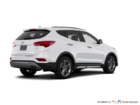 2018 Hyundai Santa Fe Sport 2.0T LIMITED | Photo 2 | Frost White Pearl