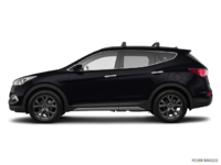 2018 Hyundai Santa Fe Sport 2.0T ULTIMATE | Photo 1 | Twilight Black