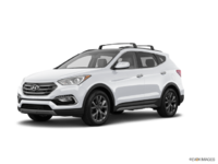 2018 Hyundai Santa Fe Sport 2.0T ULTIMATE | Photo 3 | Frost White Pearl