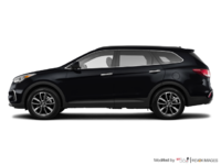 2018 Hyundai Santa Fe XL BASE | Photo 1 | Becketts Black