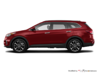 2018 Hyundai Santa Fe XL BASE | Photo 1 | Regal Red Pearl