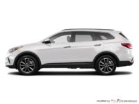 2018 Hyundai Santa Fe XL BASE | Photo 1 | Monaco White
