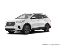2018 Hyundai Santa Fe XL BASE | Photo 3 | Monaco White