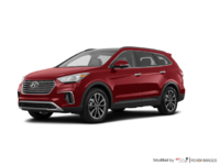2018 Hyundai Santa Fe XL LUXURY | Photo 3 | Regal Red Pearl