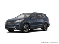 2018 Hyundai Santa Fe XL LUXURY | Photo 3 | Night Sky Pearl