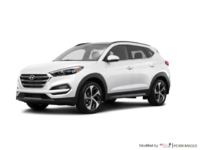 2018 Hyundai Tucson 1.6T ULTIMATE AWD | Photo 3 | Winter White