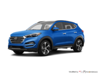 2018 Hyundai Tucson 1.6T ULTIMATE AWD | Photo 3 | Caribbean Blue