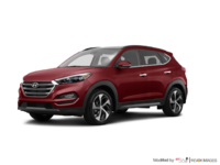 2018 Hyundai Tucson 1.6T ULTIMATE AWD | Photo 3 | Ruby Wine