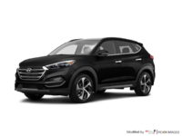 2018 Hyundai Tucson 1.6T ULTIMATE AWD | Photo 3 | Ash Black