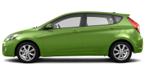 2014 Hyundai Accent 5 Doors