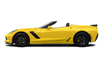 Chevrolet Corvette-convertible