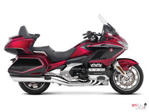 Honda Gold Wing Tour DCT Airbag  2019