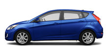 Hyundai Accent 5 Doors 2013