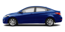 Hyundai Accent Sedan 2014