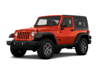 Jeep Wrangler RUBICON 2016