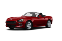 2017 Fiat 124 SPIDER LUSSO CUIR CAMERA