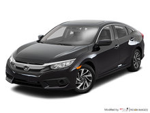 2016 Honda Civic Sedan EX-SENSING | Photo 8