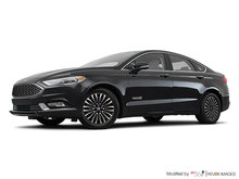 2017 Ford Fusion Hybrid PLATINUM | Photo 10