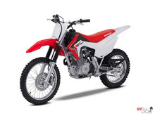 Honda CRF125F Big Wheels 2018
