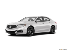 2018 Acura TLX Tech A-Spec w/Red Leather Interior