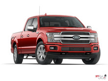 2018 Ford F-150 PLATINUM | Photo 22
