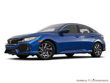 2018 Honda Civic hatchback LX | Photo 25