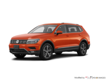 Volkswagen Tiguan Highline 2.0T 8sp at w/Tip 4MOTION 2018