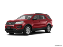 2017 Ford Explorer Base - 4WD