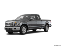 2017 Ford F150 4x4 - Supercrew Lariat - 145