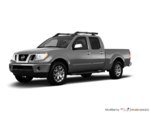 2017 Nissan Frontier Crew Cab SL 4x4 at