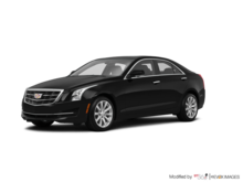 Cadillac ATS Sedan Luxury AWD 2018