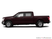 2018 Ford F150 4x4 - Supercab XLT - 145