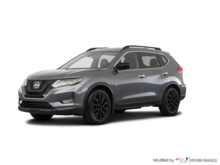2018 Nissan Rogue SV Midnight Edition AWD CVT