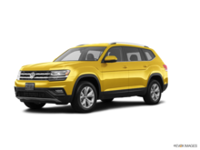 2018 Volkswagen Atlas Comfortline 3.6L 8sp at w/Tip 4MOTION