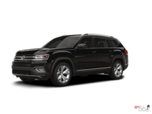 2018 Volkswagen Atlas Comfortline 3.6 FSI  - Bluetooth -  Remote Start - $289.70 B/W