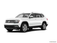 2018 Volkswagen Atlas Execline V6 4Motion w/ Capt. Chairs & Alloy Pkg.