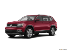 2018 Volkswagen Atlas Execline 3.6L 8sp at w/Tip 4MOTION