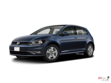 2018 Volkswagen Golf COMFORT 5DR 1.8L 170HP 5SP MANUAL