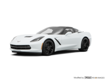 2019 Chevrolet Corvette Stingray  - $462.91 B/W