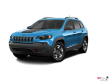 Jeep Cherokee Trailhawk 2019
