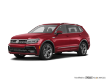 2019 Volkswagen Tiguan Highline 4Motion w/ R-Line & Drivers Assist Pkg.
