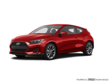2020 Hyundai Veloster Preferred