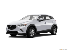 Mazda CX-3 GS FWD at 2017