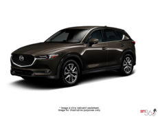 2017 Mazda CX-5 GS AWD at