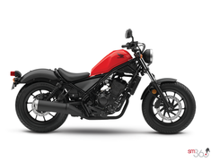 Honda Rebel 300 ABS 2017