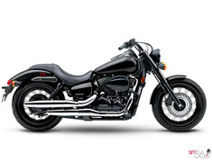 Honda Shadow Phantom STANDARD 2017
