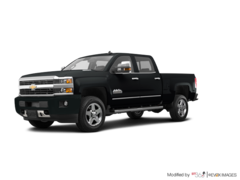 2018 Chevrolet Silverado 2500HD High Country