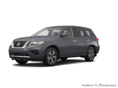 2019 Nissan Pathfinder S V6 4x2 at