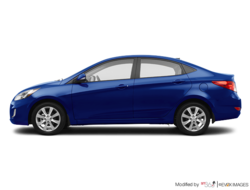 Hyundai Accent Berline  2014